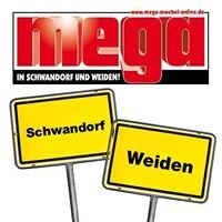Mega-Möbel Weiden u. Schwandorf