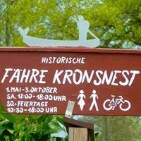 Fähre Kronsnest