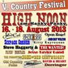 High Noon Country Festival