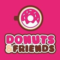 Donuts & Friends