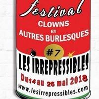 """Festival Les Irrépressibles """"Clowns et autres Burlesques"""""""