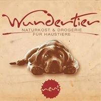 Wundertier  -  Naturkost & Drogerie für Haustiere