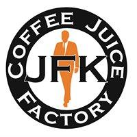JFK - Coffee and Juice Factory