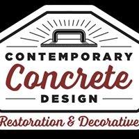 Contemporary Concrete Design