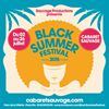 Black Summer Festival au Cabaret Sauvage
