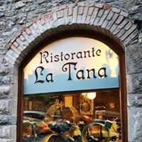 Enoristorante La Tana