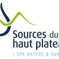 Les Sources du Haut Plateau