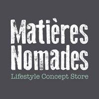 Matières Nomades - Lifestyle Concept Store