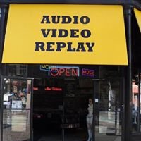 Audio Video Replay