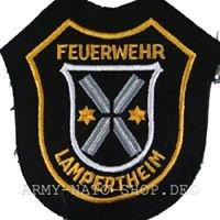 Feuerwehr Lampertheim