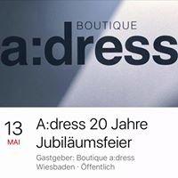 Boutique a:dress Wiesbaden