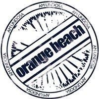 Orange Beach am Undosa