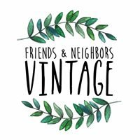 Friends & Neighbours Vintage