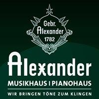 Musik Alexander