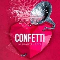 Confetti Alicante