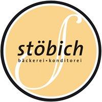 Stöbich  Bäckerei - Konditorei - Cafe