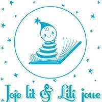 Jojo lit et Lili joue