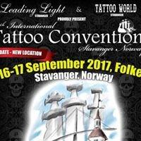 Stavanger Tattooconvention