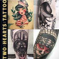 Two Hearts Tattoo Studio