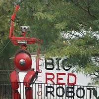 Big Red Robot Gallery