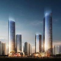 Chengdu ICC - The Arch
