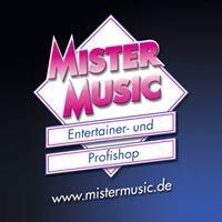 Mister Music Entertainer- & Profishop