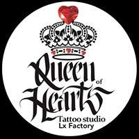 Queen Of Hearts Tattoos - Lx Factory