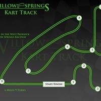 Willow Springs Kart Track