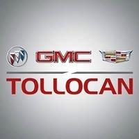 Buick GMC Cadillac Tollocan
