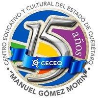 Centro Educativo y Cultural del Estado de Querétaro CECEQ