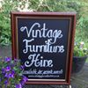 Vintage Furniture Hire