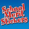School Merit Stickers