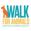 San Diego Humane Society's Walk for Animals