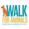 San Diego Humane Society's Walk for Animals