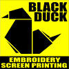 Black Duck Embroidery and Screen Printing