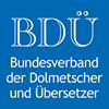 BDÜ e. V. - die qualifizierten Dolmetscher und Übersetzer
