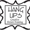 Hang Ups Creative Picture Framing