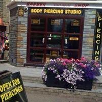 Fishers body piercing studio