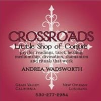 Crossroads Little Shop of Conjure and Andrea Wadsworth