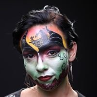 Rock Your Body Face and Body Art