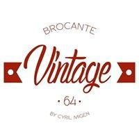 Brocante Vintage 64
