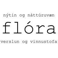 Flóra - verslun, vinnustofur, viðburðir
