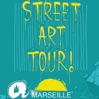Street Art Tour Marseille le Panier