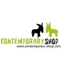 Contemporary shop - Art, fashion, books