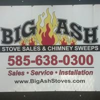 Big Ash Fireplace & Stoves