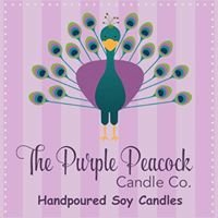 The Purple Peacock Candle Company
