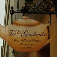 Tee und Geschenke-Thomas Giehser
