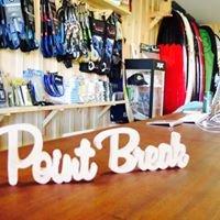 POINT BREAK Ecole de Surf