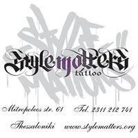 Style Matters Tattoo Studio