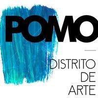 POMO, Distrito de Arte